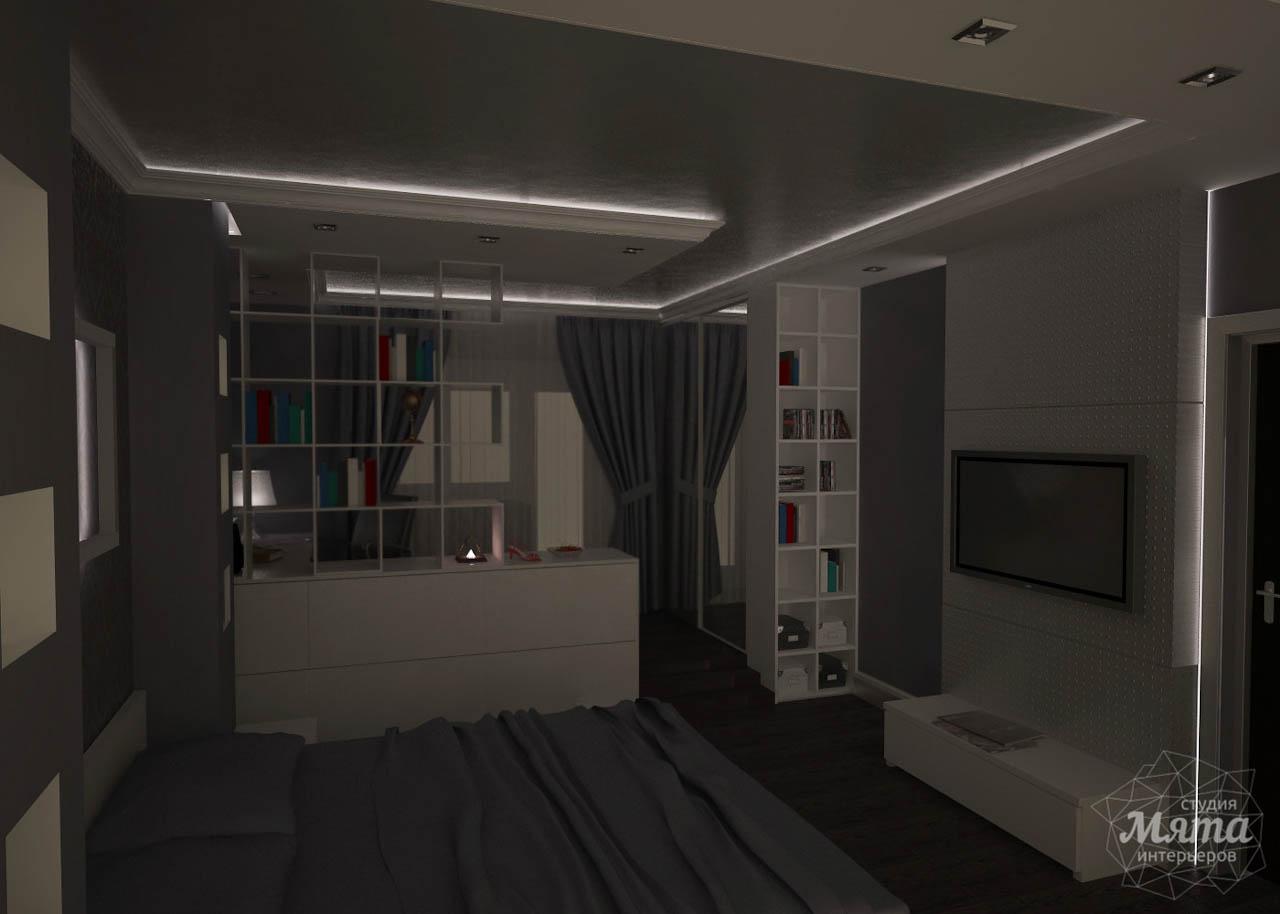 Дизайн интерьера однокомнатной квартиры по ул. Посадская 34 img1888810226