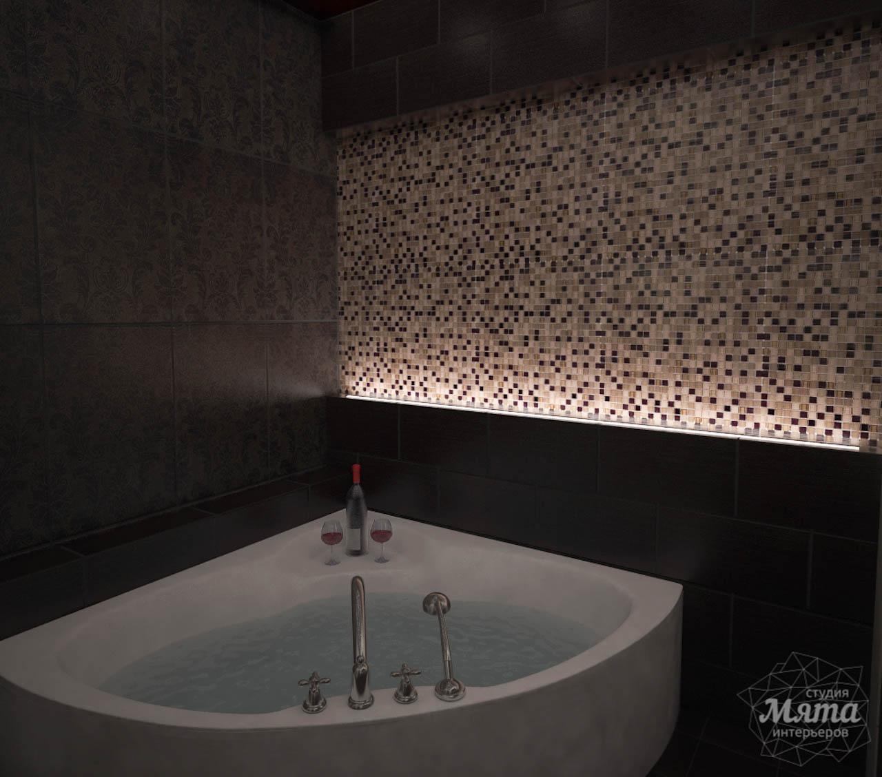 Дизайн интерьера однокомнатной квартиры по ул. Посадская 34 img1049531545