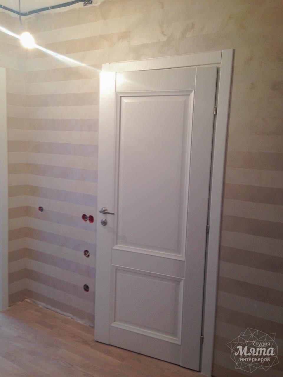 Дизайн интерьера и ремонт трехкомнатной квартиры по ул. Фучика 9 55