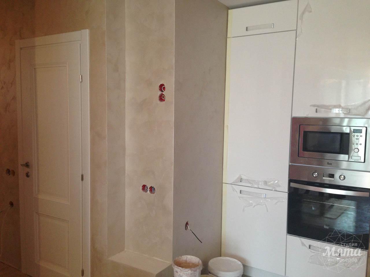 Дизайн интерьера и ремонт трехкомнатной квартиры по ул. Фучика 9 50