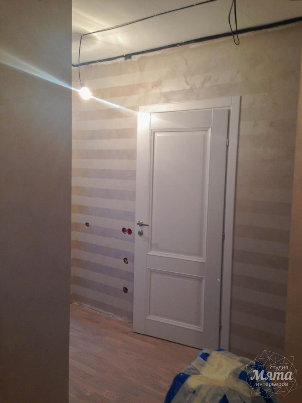 Дизайн интерьера и ремонт трехкомнатной квартиры по ул. Фучика 9 48