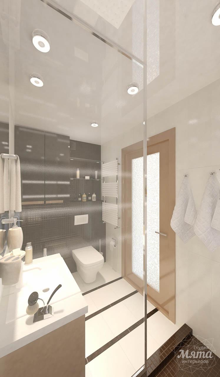 Дизайн интерьера и ремонт однокомнатной квартиры по ул. Бажова 134 img1855533144