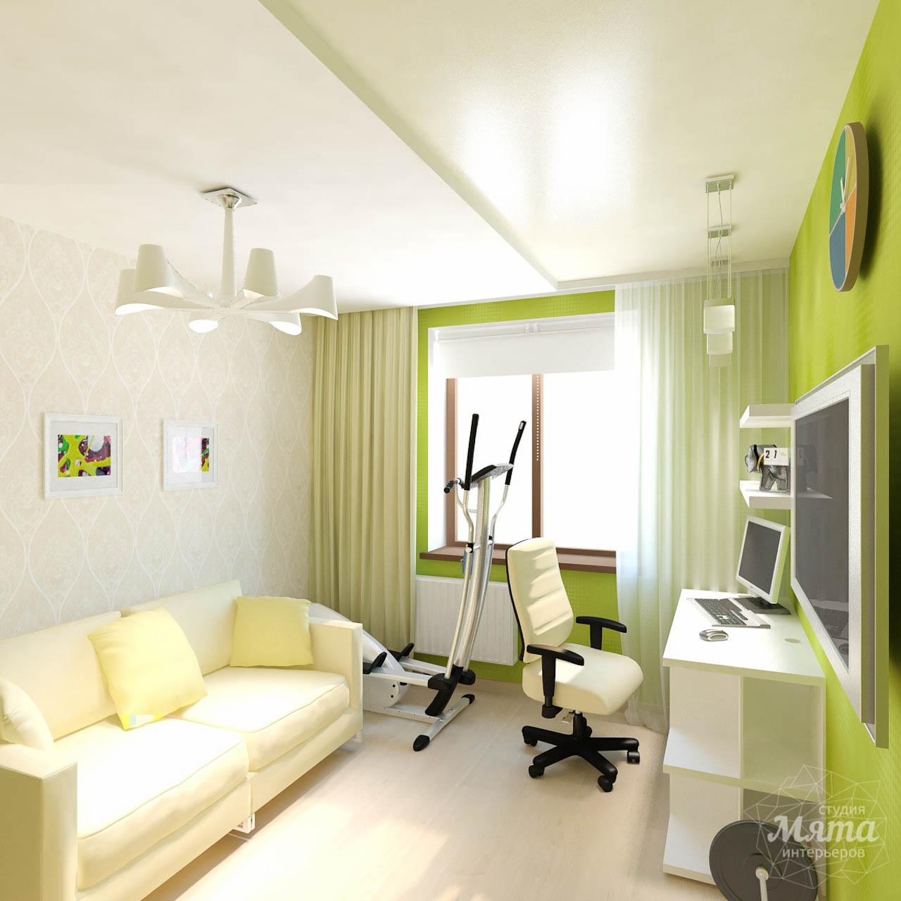 Дизайн интерьера двухкомнатной квартиры по ул. Бебеля 156 img1035738158