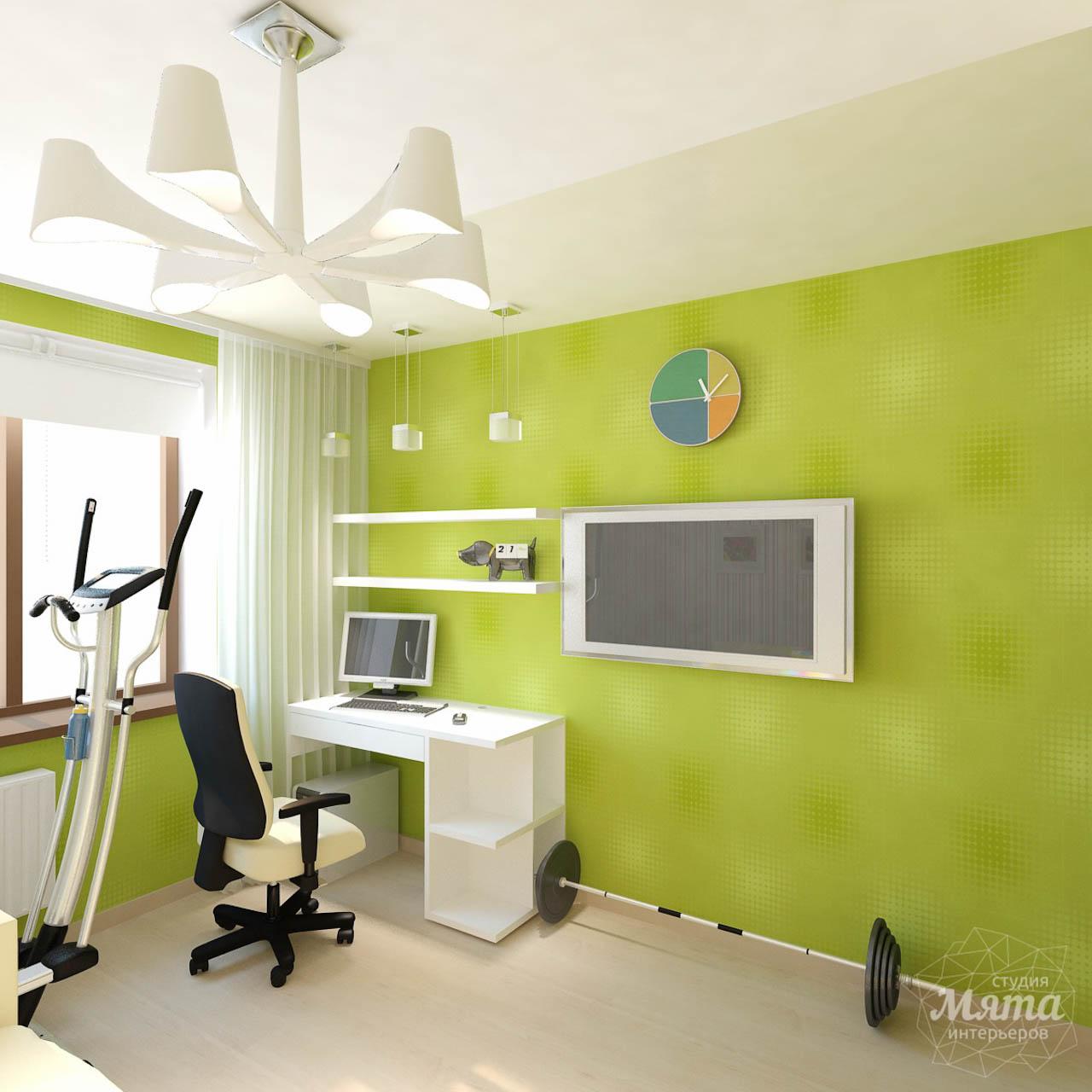 Дизайн интерьера двухкомнатной квартиры по ул. Бебеля 156 img748062285