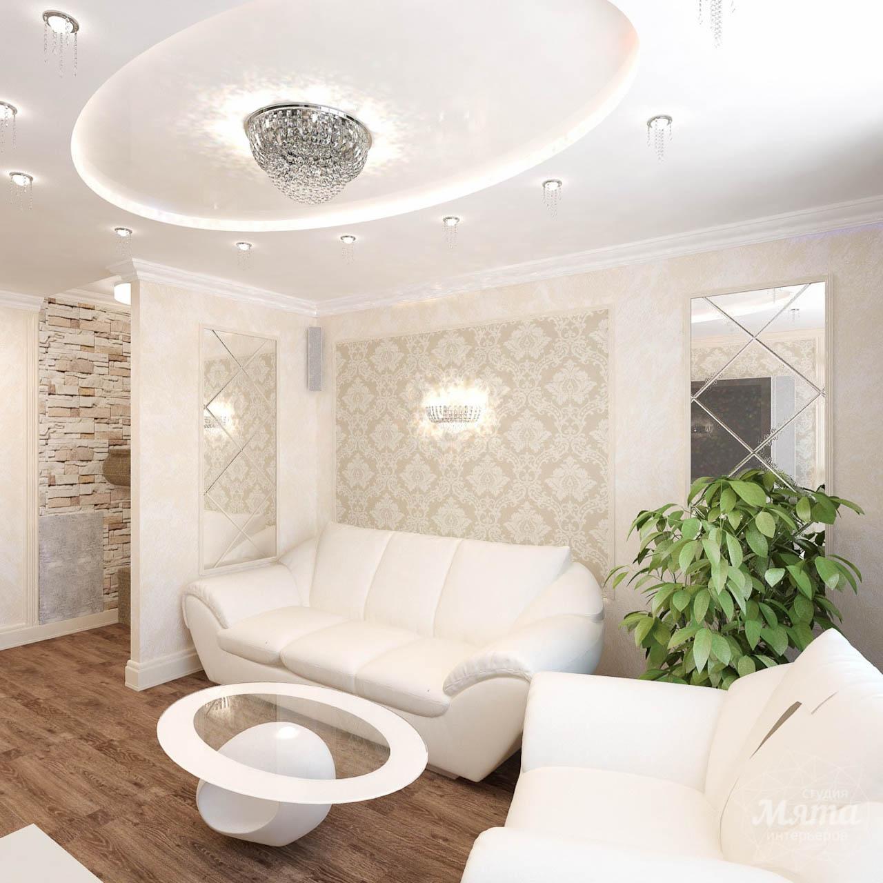 Дизайн интерьера двухкомнатной квартиры по ул. Бебеля 156 img851304567
