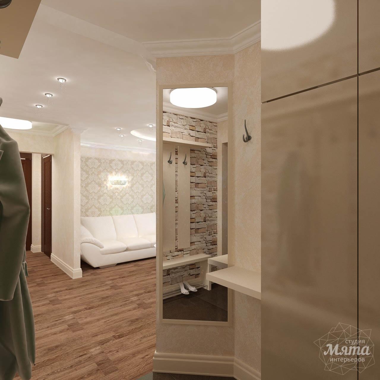 Дизайн интерьера двухкомнатной квартиры по ул. Бебеля 156 img688016846