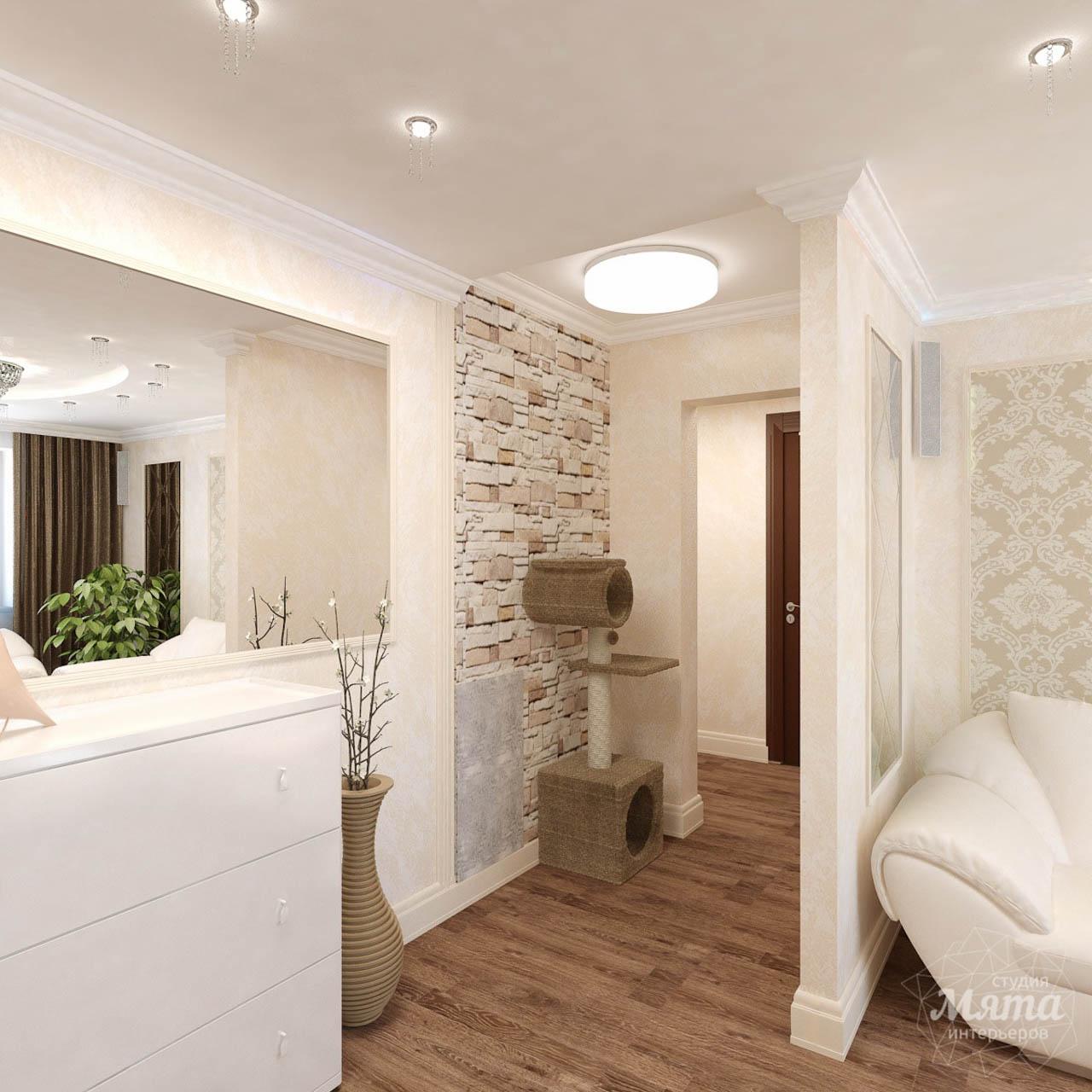 Дизайн интерьера двухкомнатной квартиры по ул. Бебеля 156 img2119313388