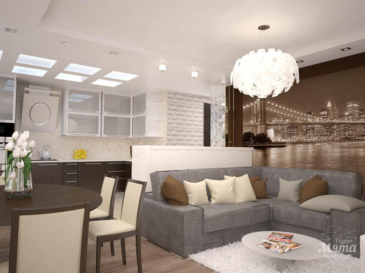 Дизайн интерьера трехкомнатной квартиры по ул. Белинского 222 img353806794