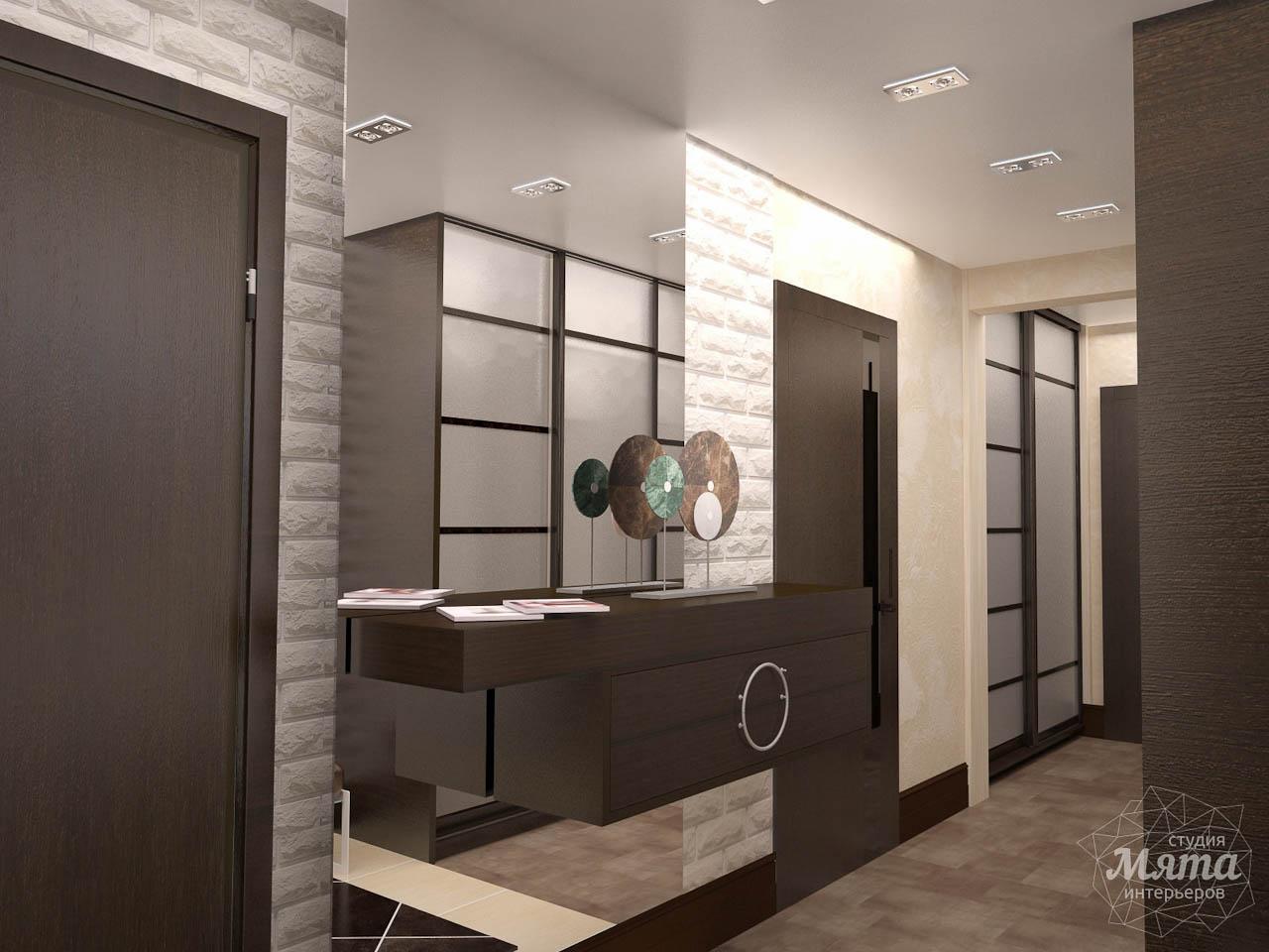 Дизайн интерьера трехкомнатной квартиры по ул. Белинского 222 img229824129