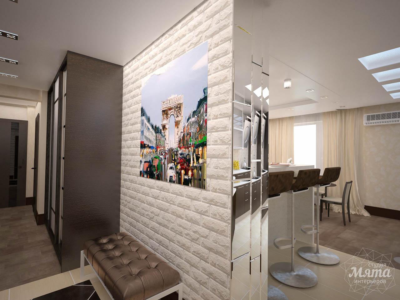 Дизайн интерьера трехкомнатной квартиры по ул. Белинского 222 img1756658665