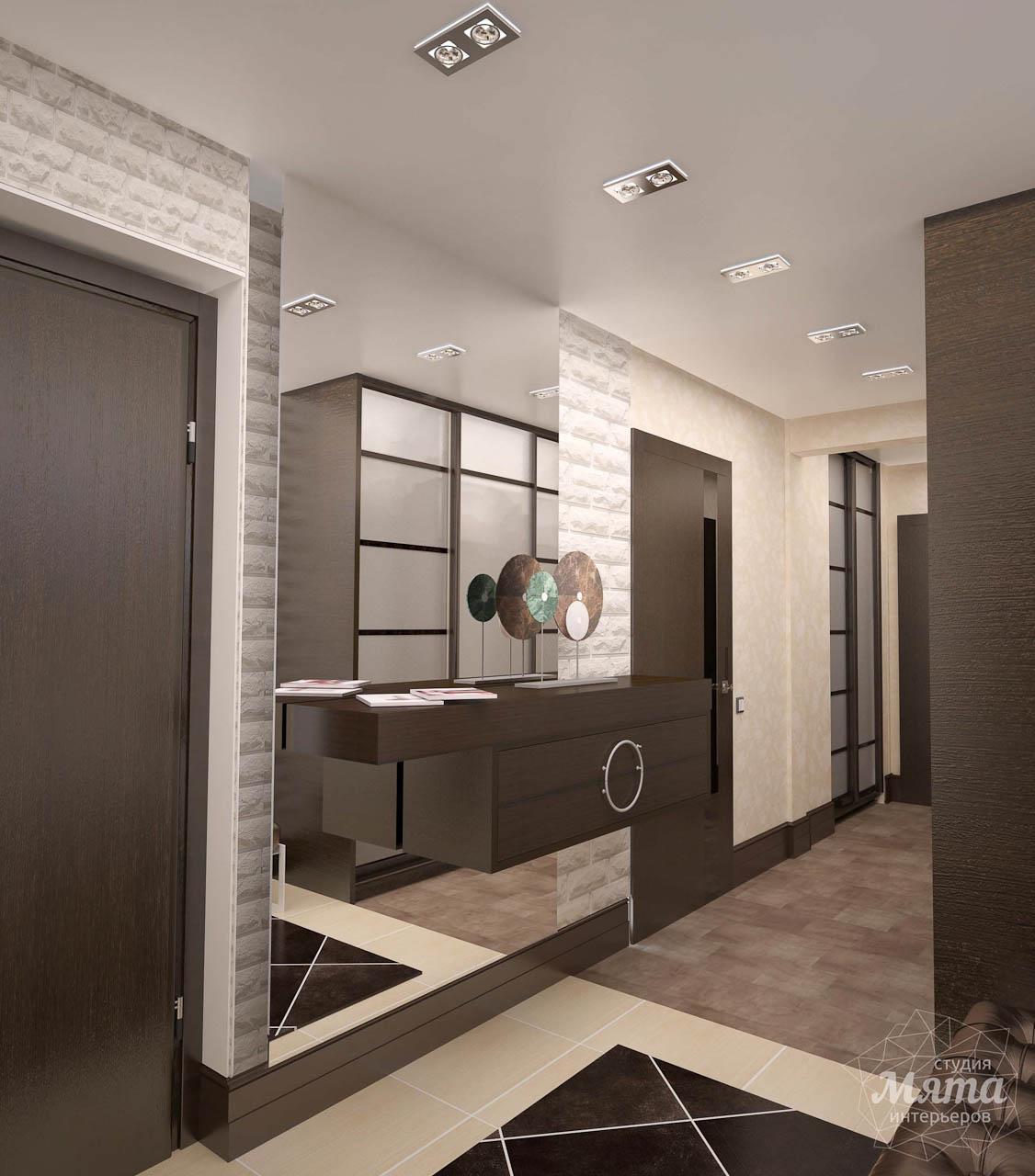 Дизайн интерьера трехкомнатной квартиры по ул. Белинского 222 img147114208
