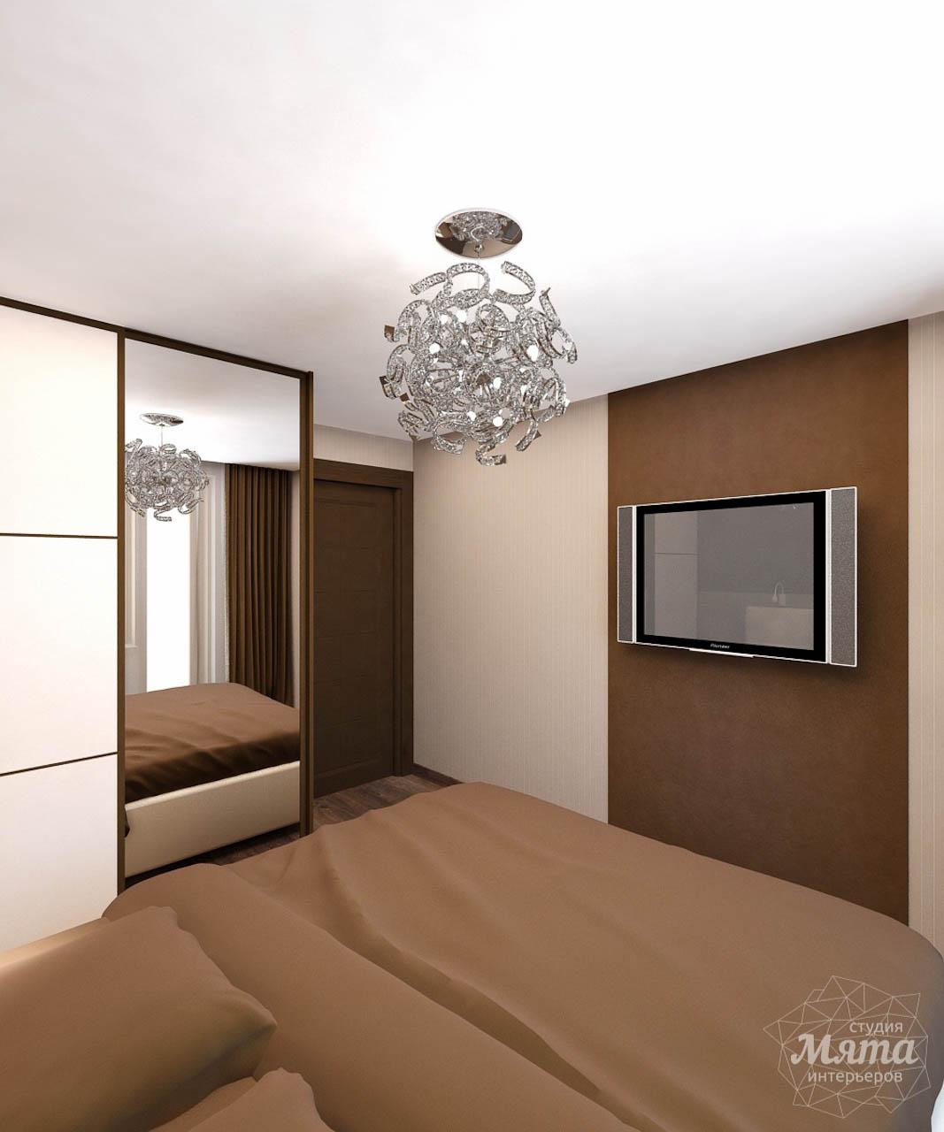 Дизайн интерьера двухкомнатной квартиры по ул. Бебеля 156 img2018867602