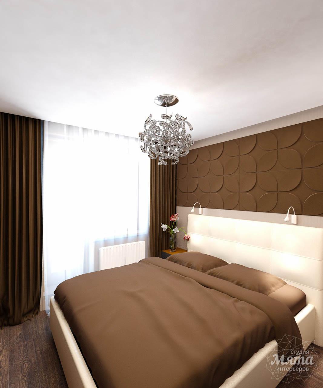 Дизайн интерьера двухкомнатной квартиры по ул. Бебеля 156 img1034972385
