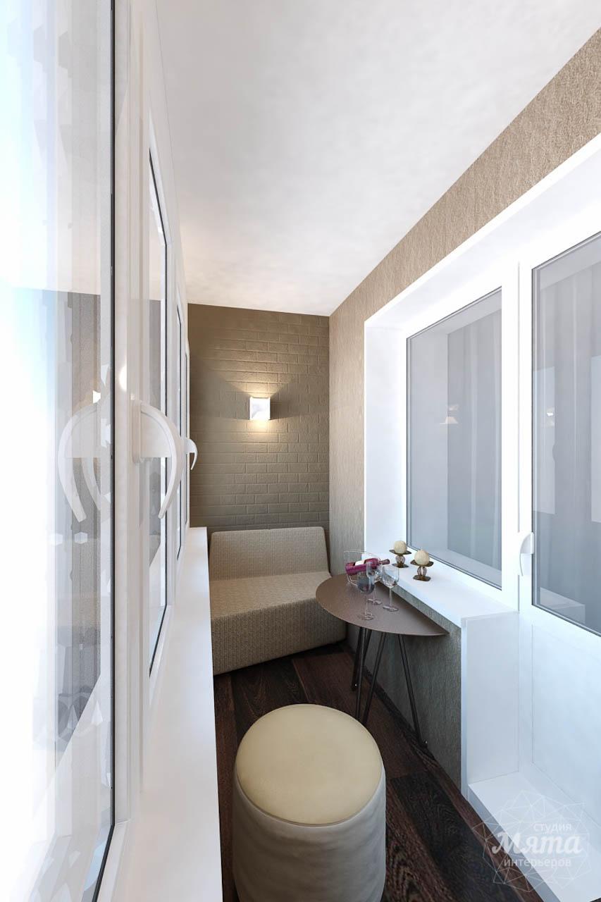 Дизайн интерьера двухкомнатной квартиры по ул. Бебеля 156 img1921579319
