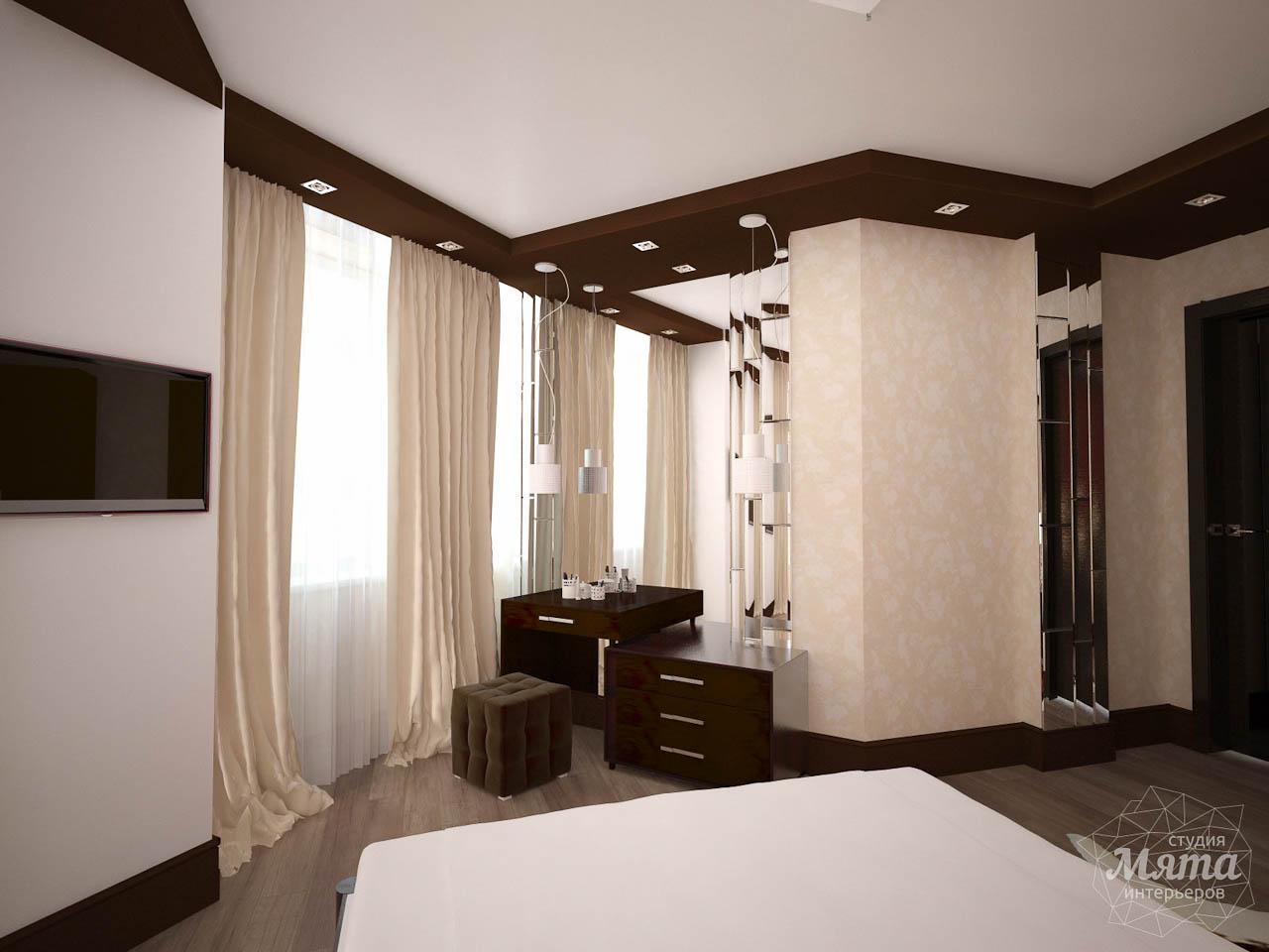 Дизайн интерьера трехкомнатной квартиры по ул. Белинского 222 img1076557946
