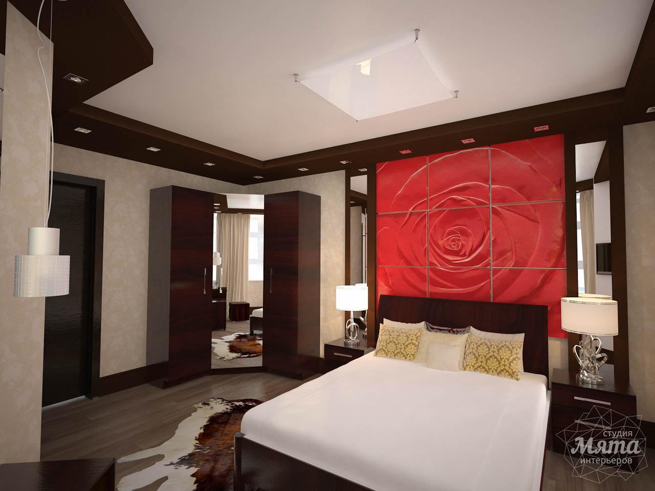 Дизайн интерьера трехкомнатной квартиры по ул. Белинского 222 img1071651637