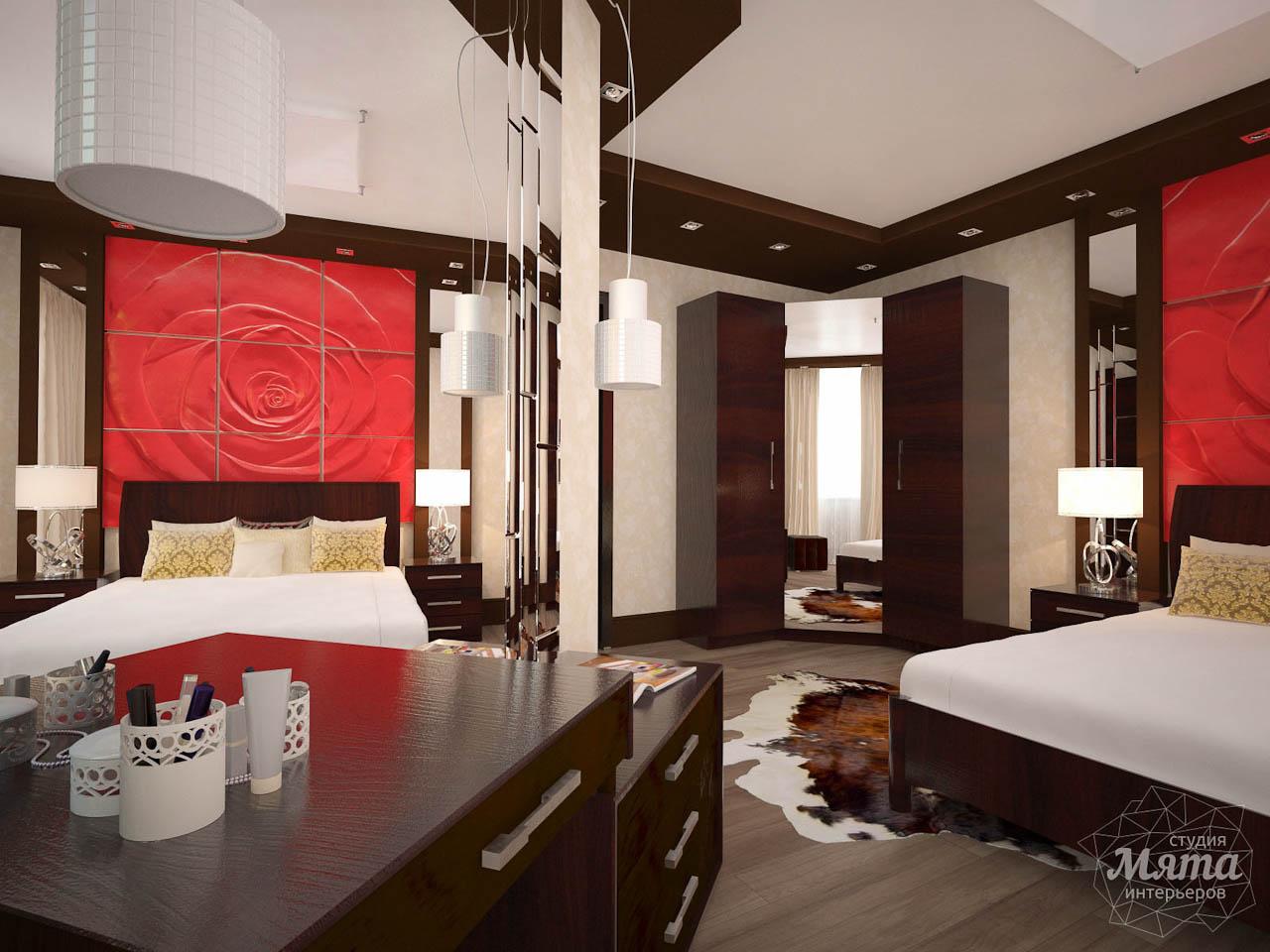 Дизайн интерьера трехкомнатной квартиры по ул. Белинского 222 img242115571