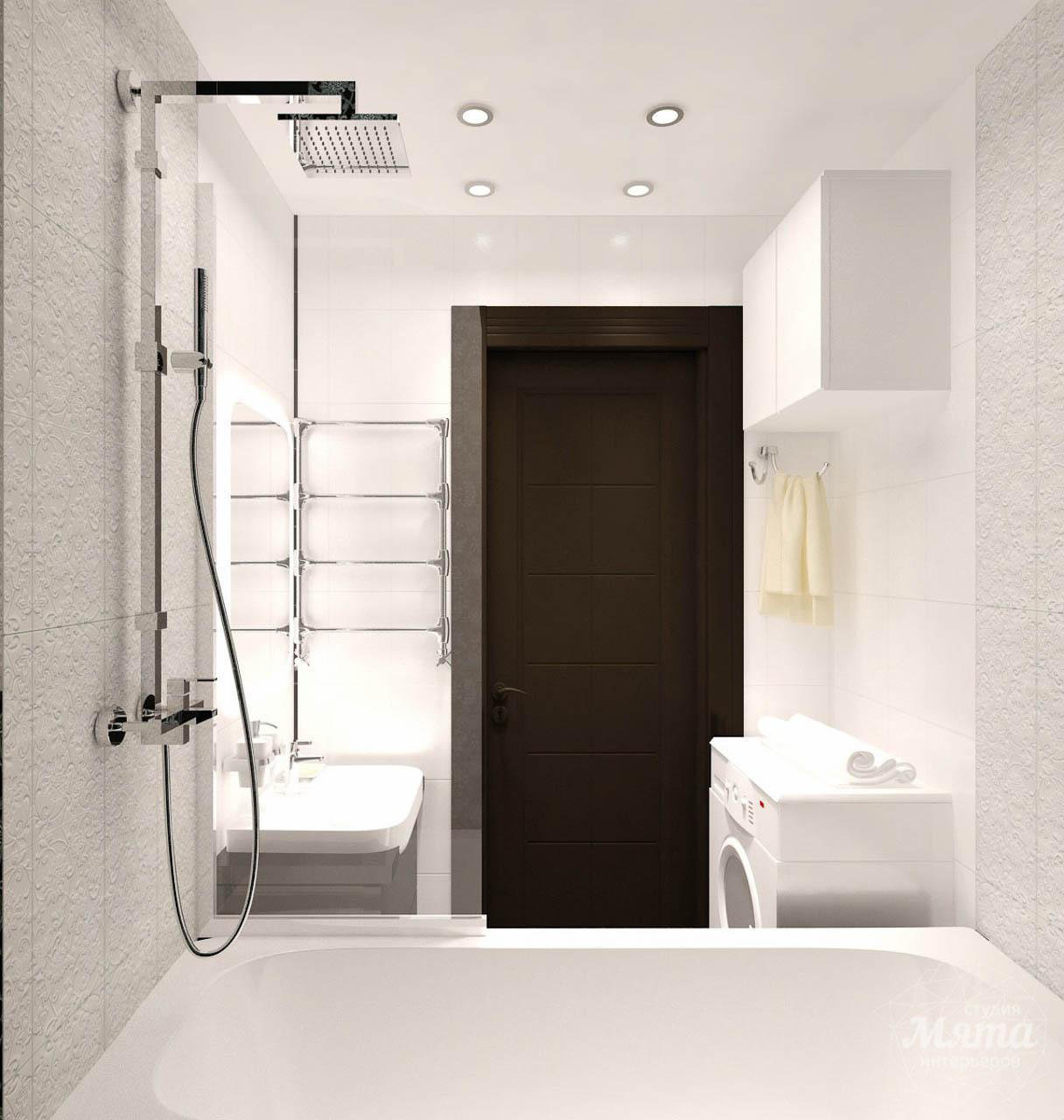 Дизайн интерьера двухкомнатной квартиры по ул. Бебеля 156 img1840957355