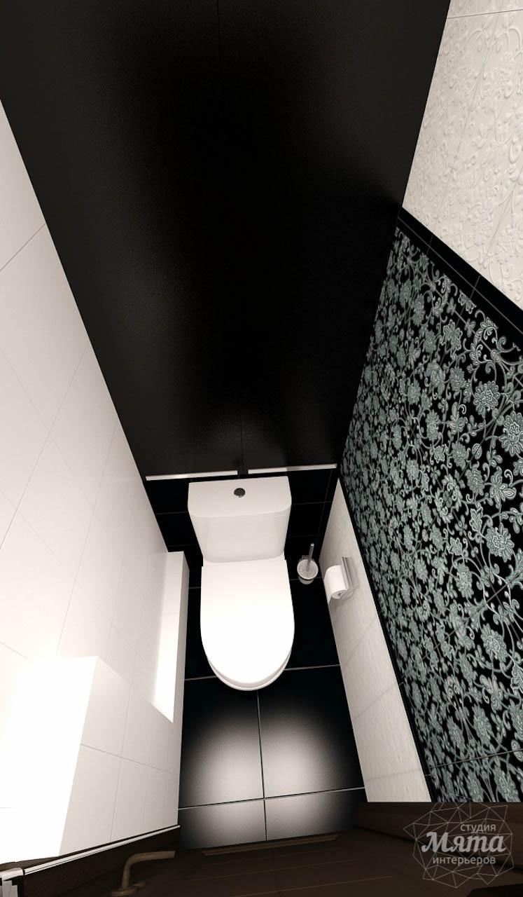 Дизайн интерьера двухкомнатной квартиры по ул. Бебеля 156 img1832121109