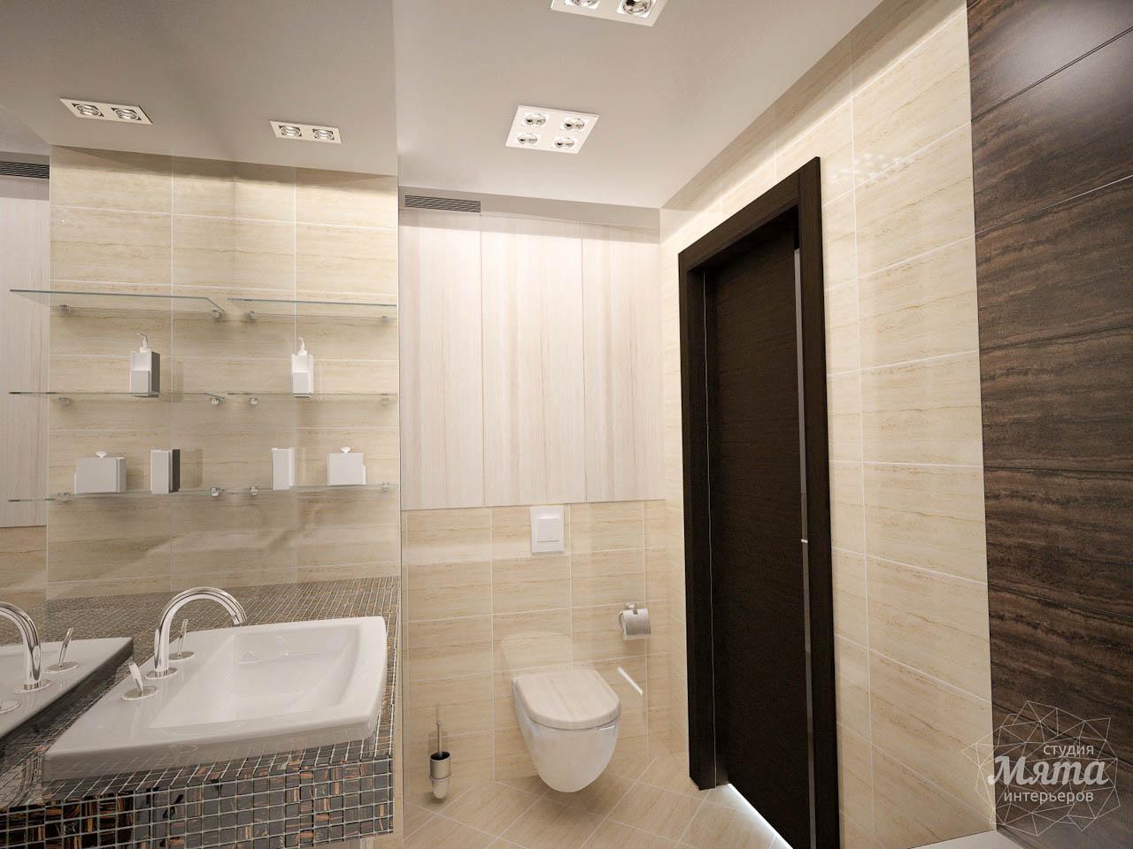 Дизайн интерьера трехкомнатной квартиры по ул. Белинского 222 img1806755309