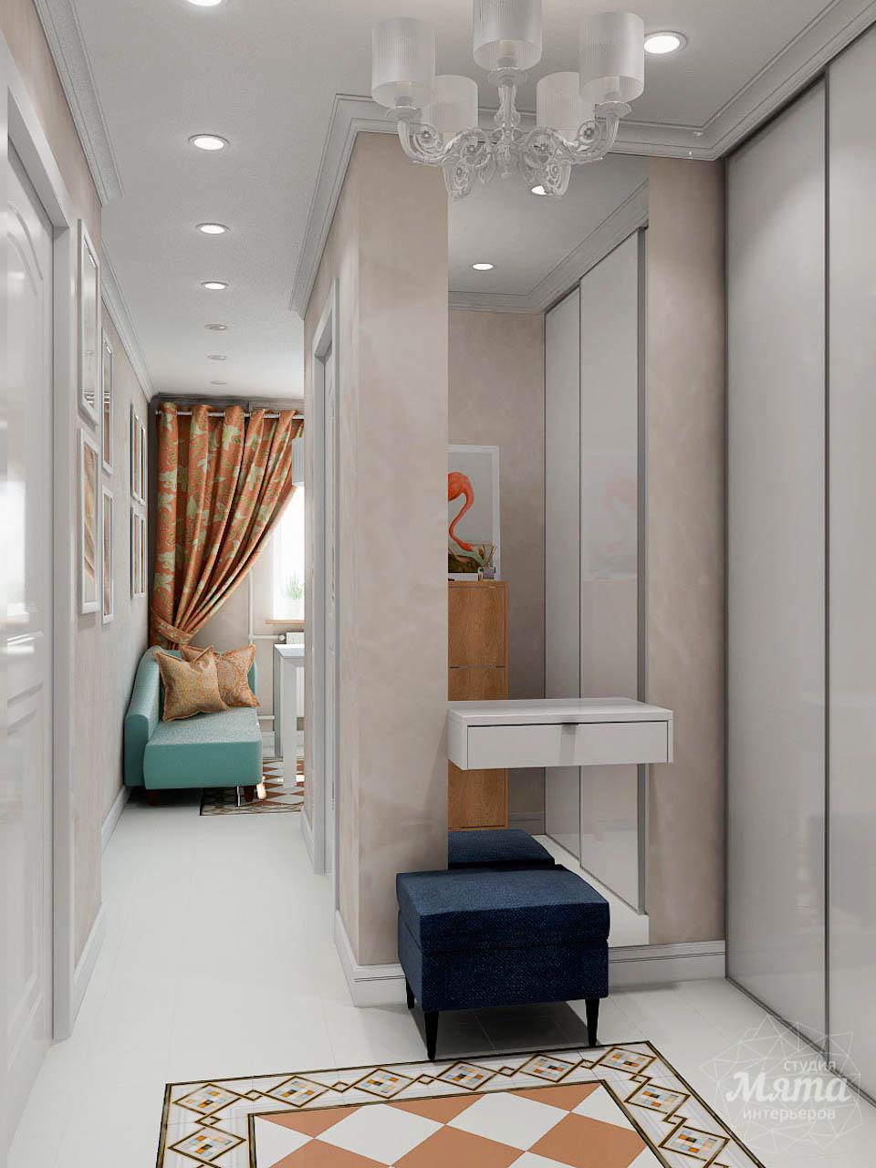 Дизайн интерьера однокомнатной квартиры по ул. Мичурина 231 img848348305