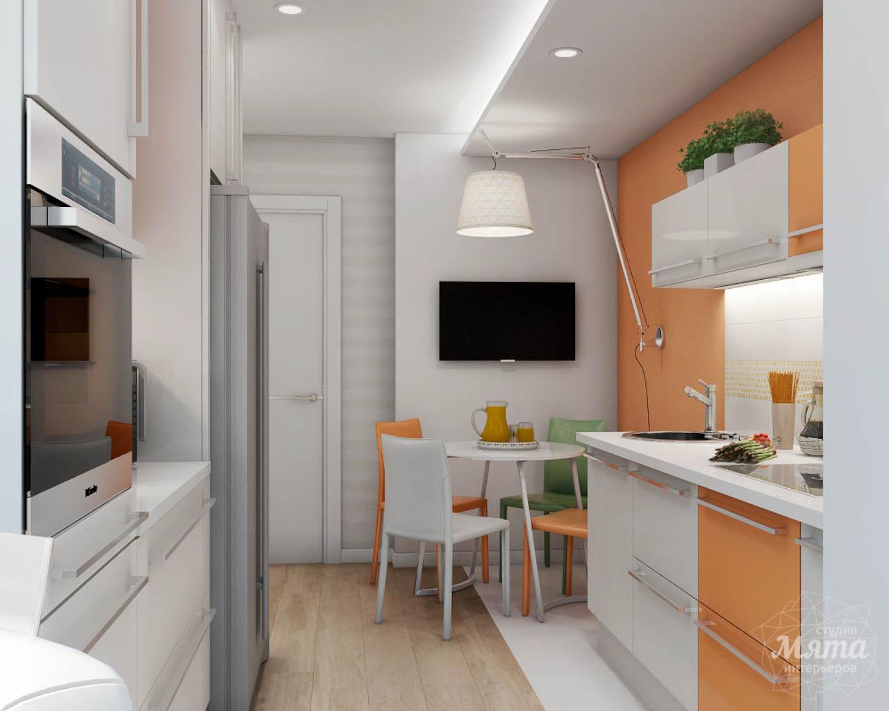 Дизайн интерьера однокомнатной квартиры в современном стиле по ул. Агрономическая 47 img1346121403