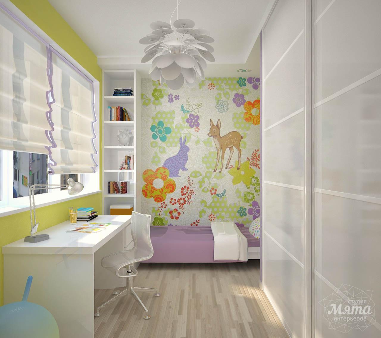 Дизайн интерьера и ремонт трехкомнатной квартиры по ул. Попова 33а img1280334934