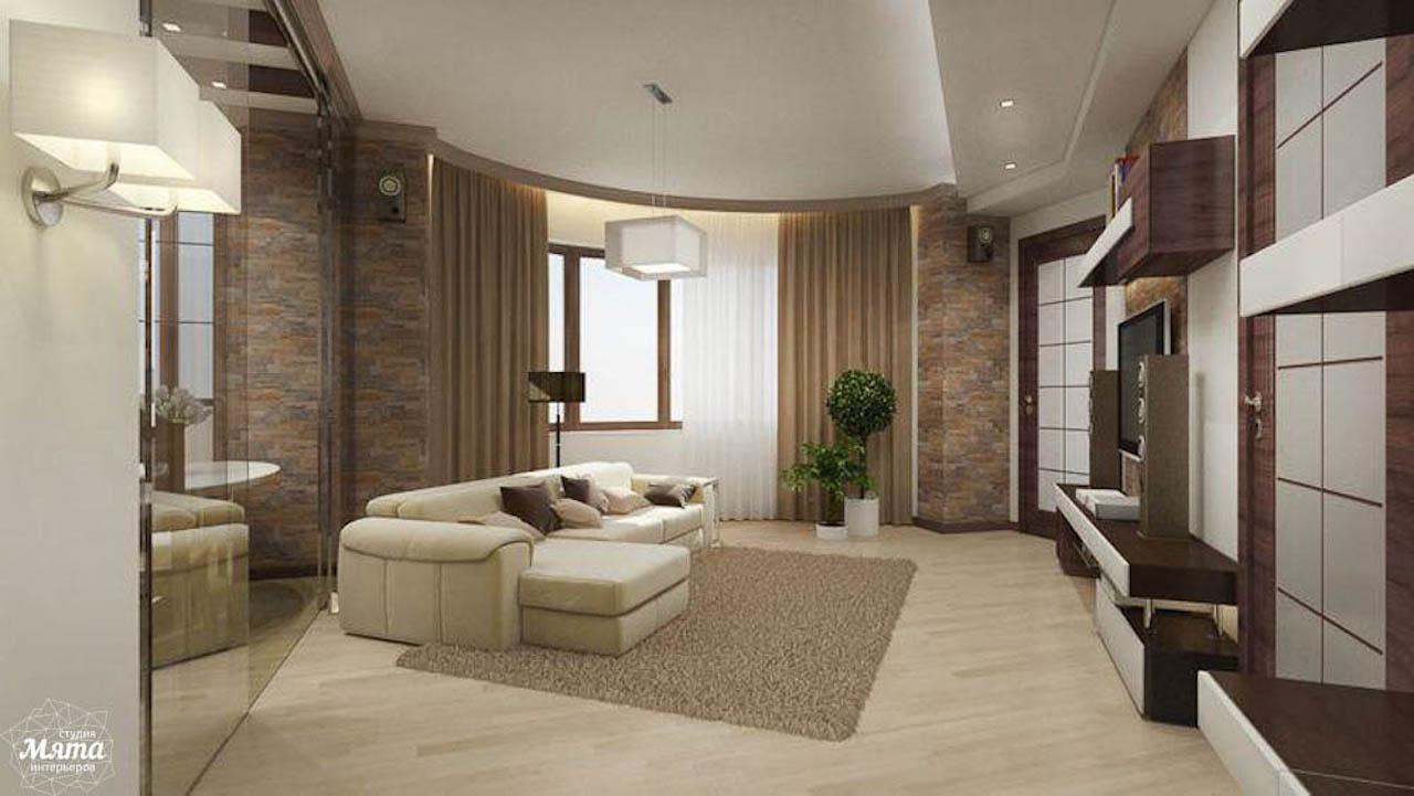 Дизайн интерьера трехкомнатной квартиры по ул. Куйбышева 21-2 img1488484515
