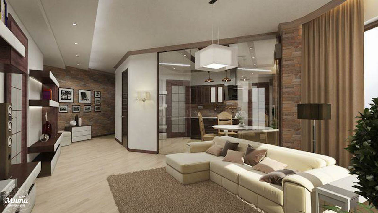 Дизайн интерьера трехкомнатной квартиры по ул. Куйбышева 21-2 img468299136