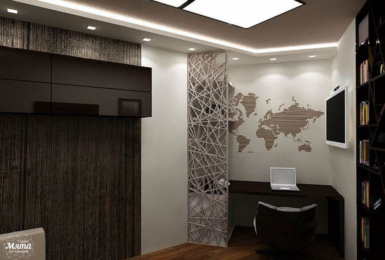 Дизайн интерьера трехкомнатной квартиры по ул. Куйбышева 21-2 img1523777728