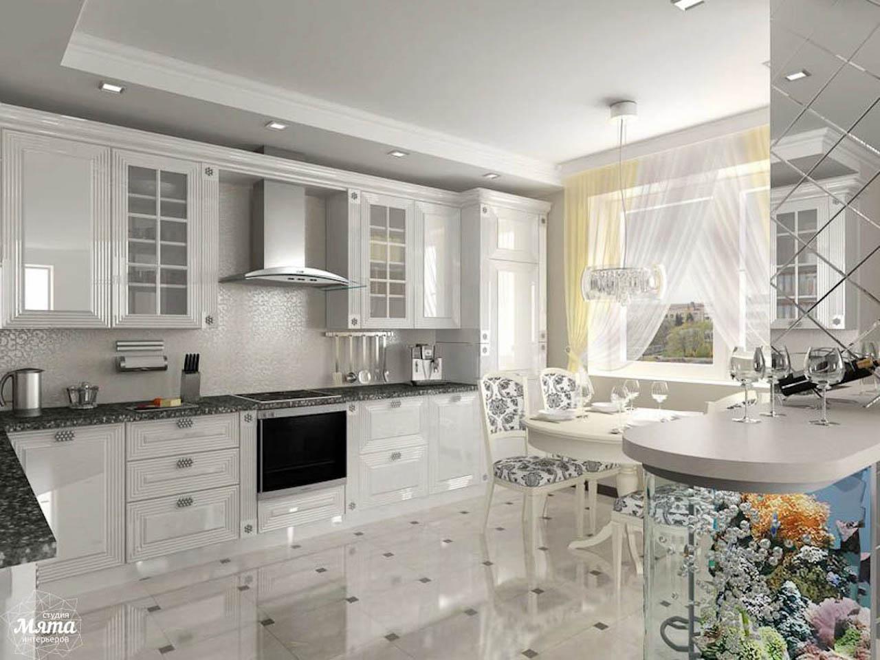 Дизайн интерьера двухкомнатной квартиры по ул. Юмашева 10 img848984988