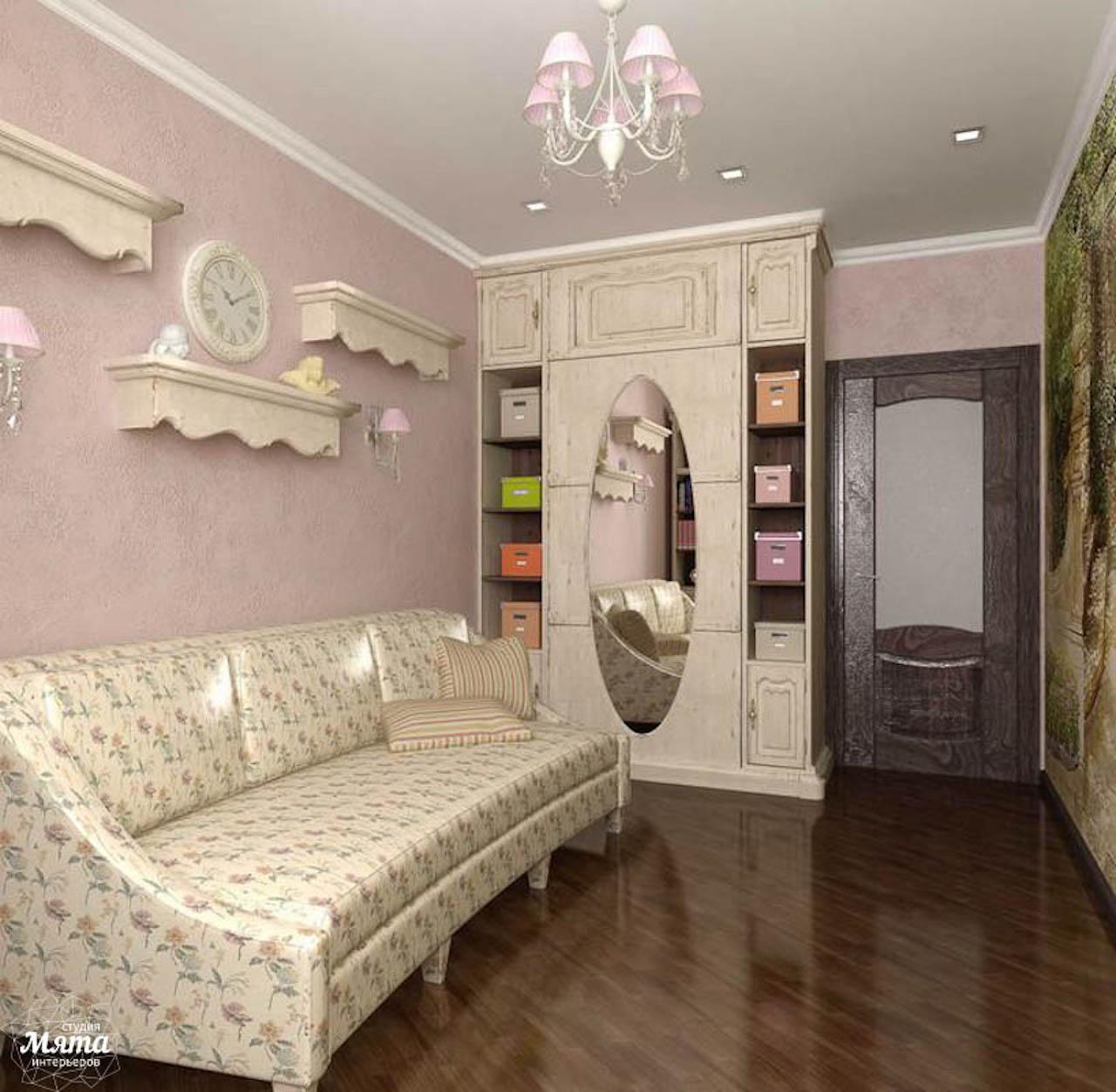 Дизайн интерьера двухкомнатной квартиры по ул. Юмашева 10 img1487229701