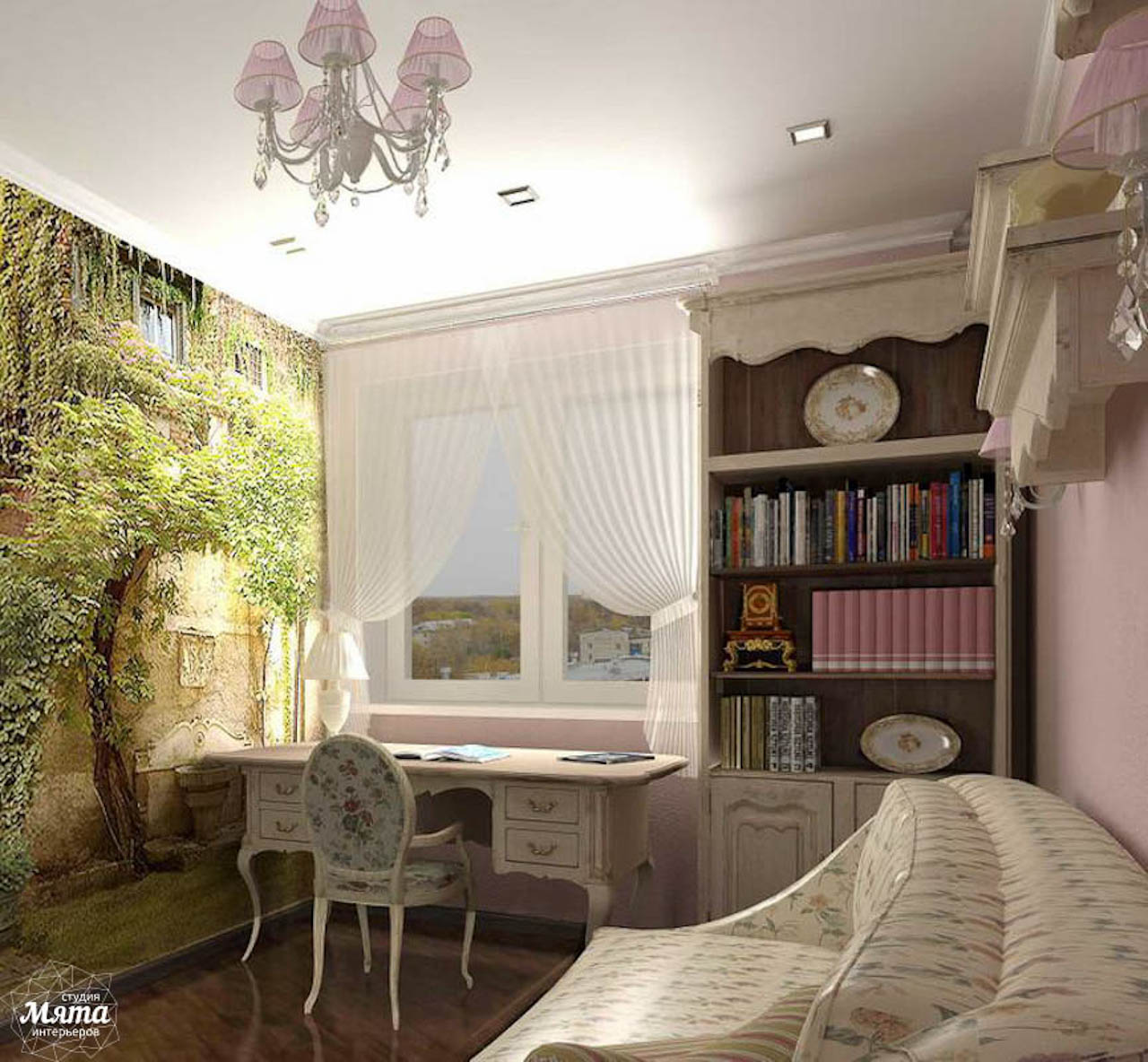 Дизайн интерьера двухкомнатной квартиры по ул. Юмашева 10 img1348194821