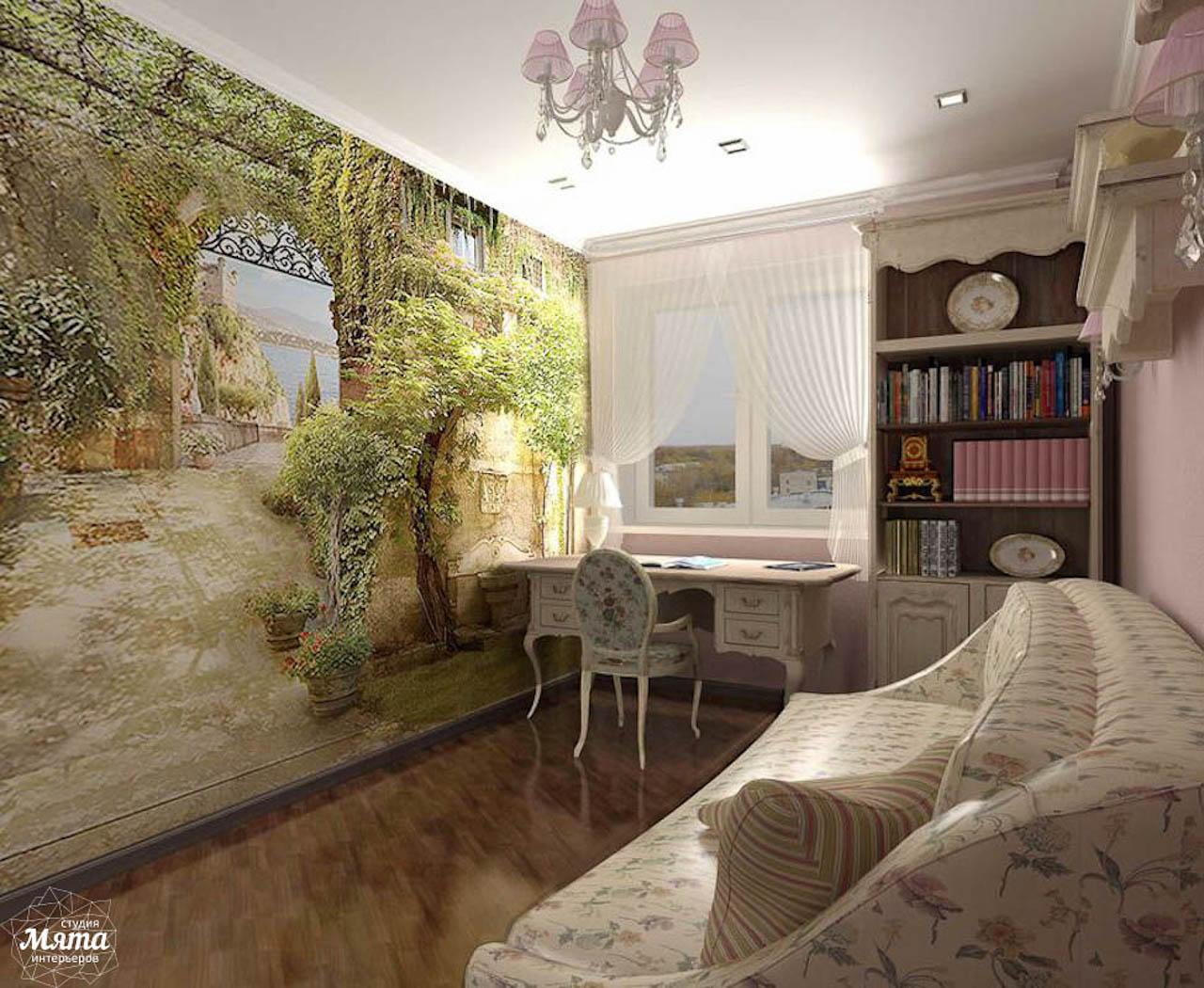 Дизайн интерьера двухкомнатной квартиры по ул. Юмашева 10 img857718021