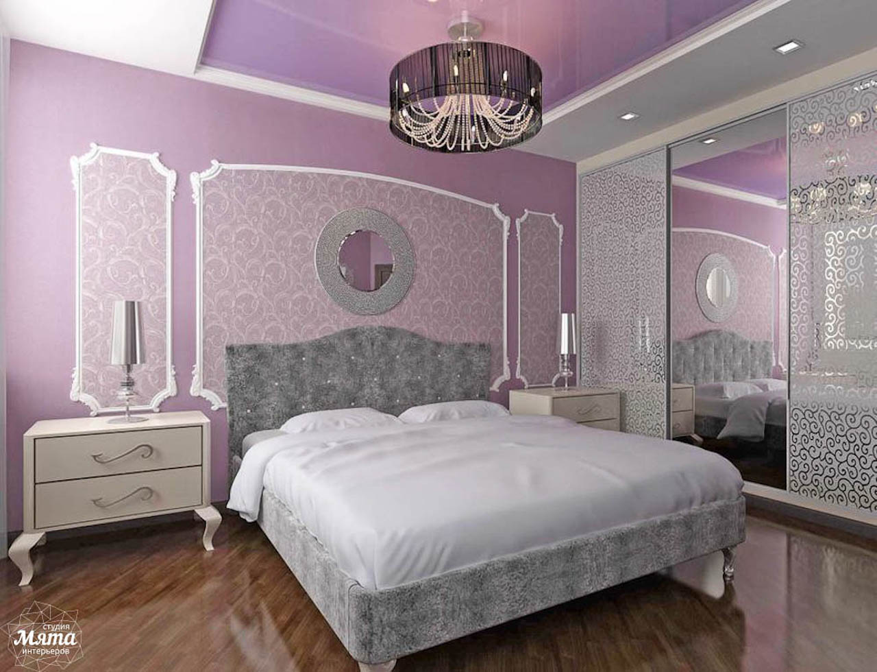 Дизайн интерьера двухкомнатной квартиры по ул. Юмашева 10 img429515001