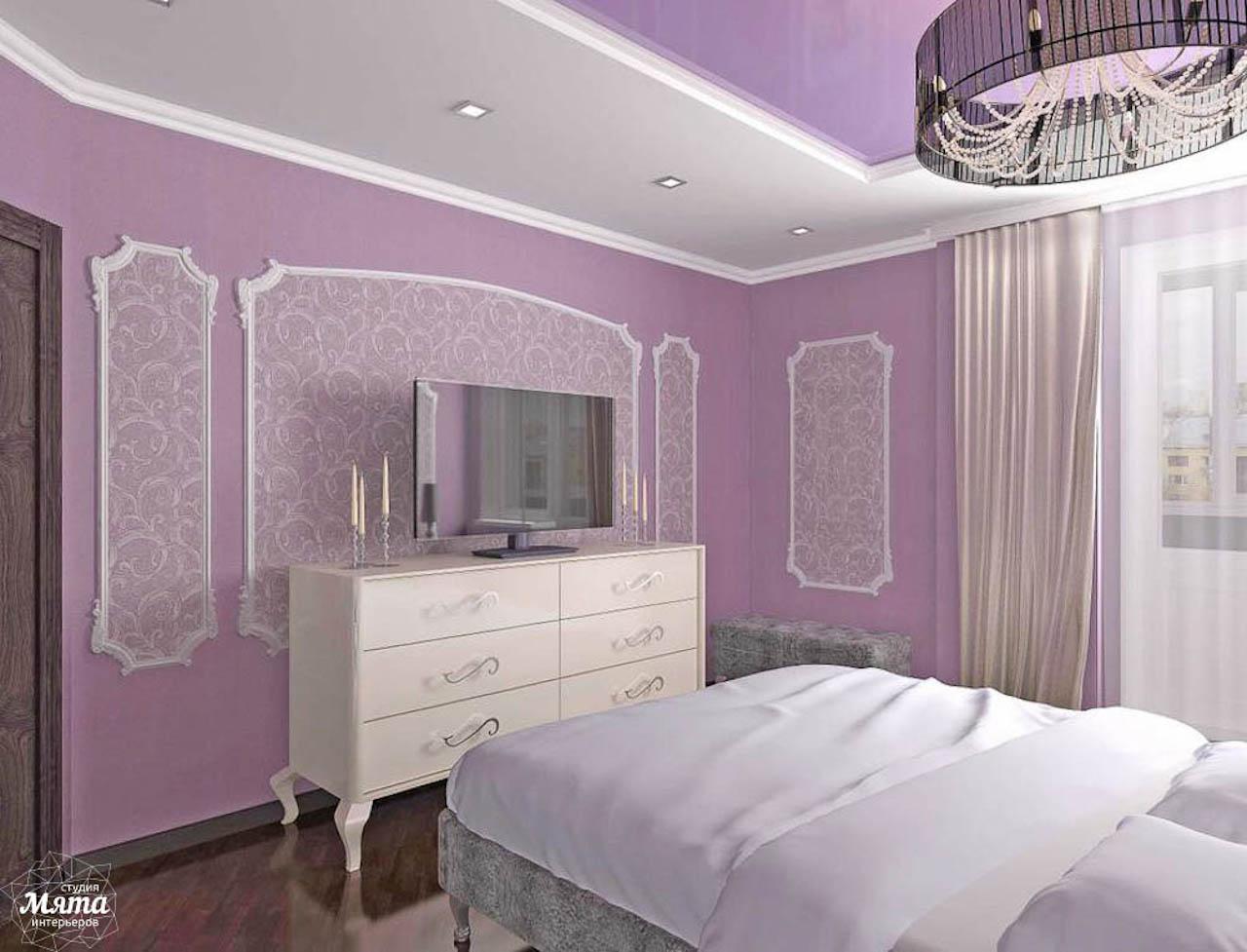 Дизайн интерьера двухкомнатной квартиры по ул. Юмашева 10 img375180099