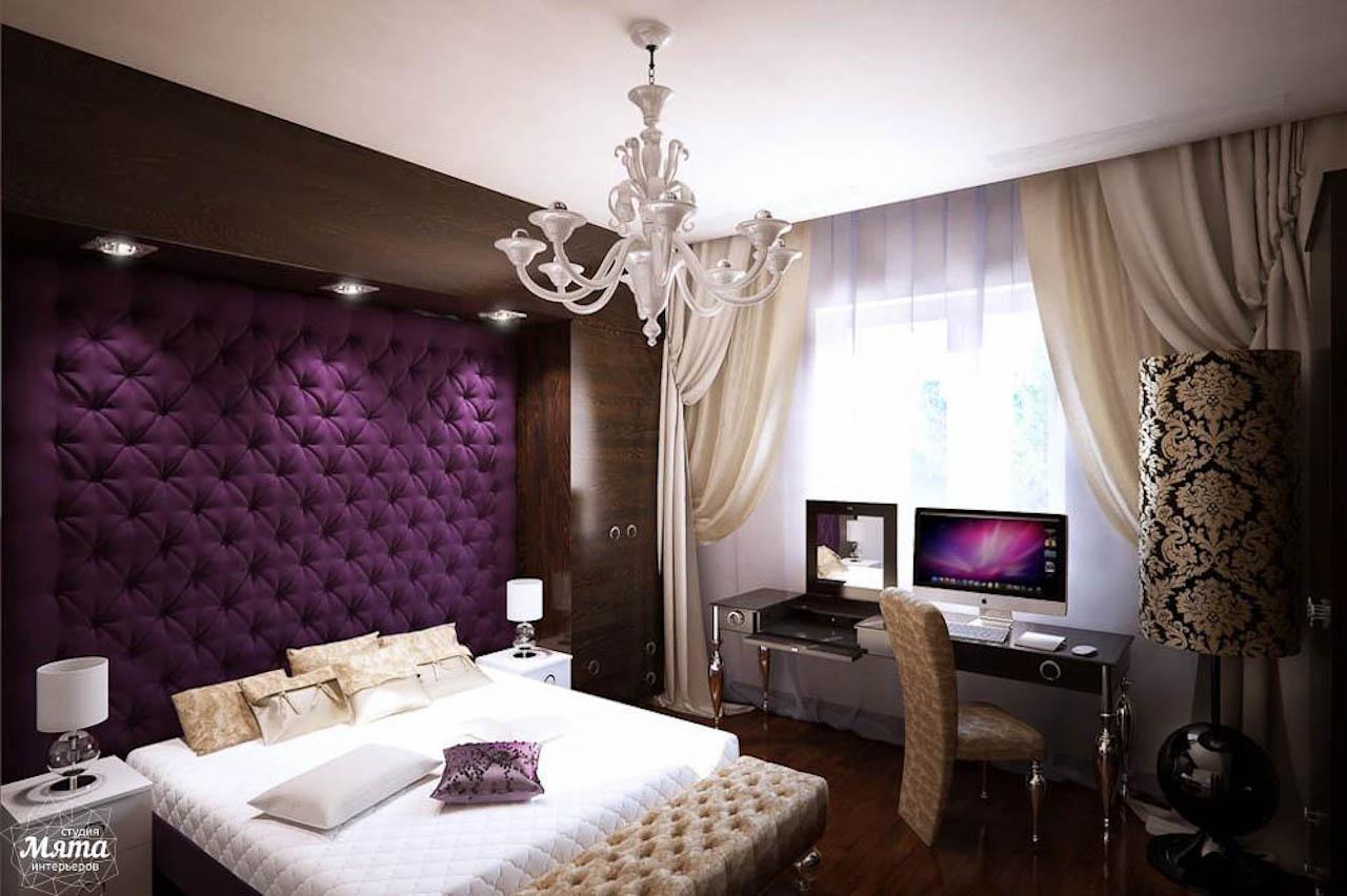 Дизайн интерьера однокомнатной квартиры в стиле арт деко по ул. Куйбышева 55 img1223598796