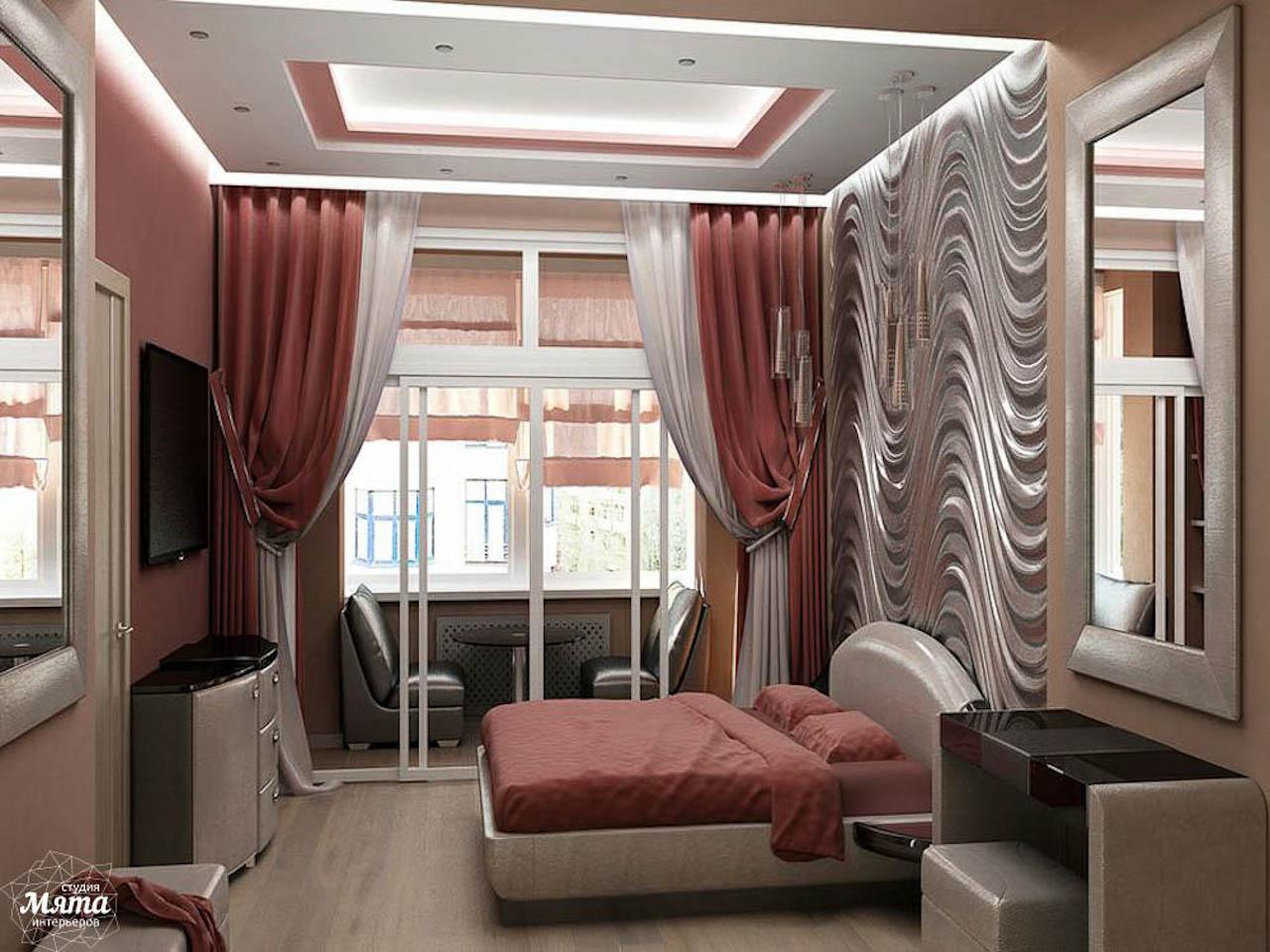 Дизайн интерьера трехкомнатной квартиры по ул. Николая Никонова 4 img1678322153