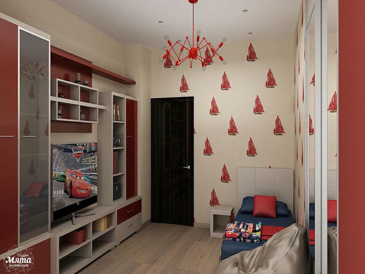 Дизайн интерьера трехкомнатной квартиры по ул. Николая Никонова 4 img239119111