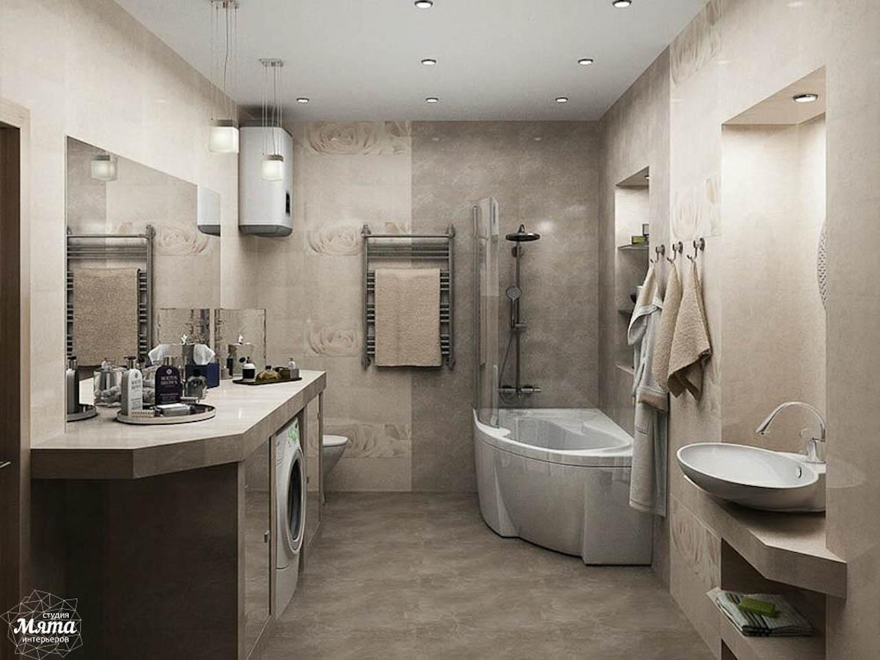 Дизайн интерьера трехкомнатной квартиры по ул. Грибоедова 26 img581818871
