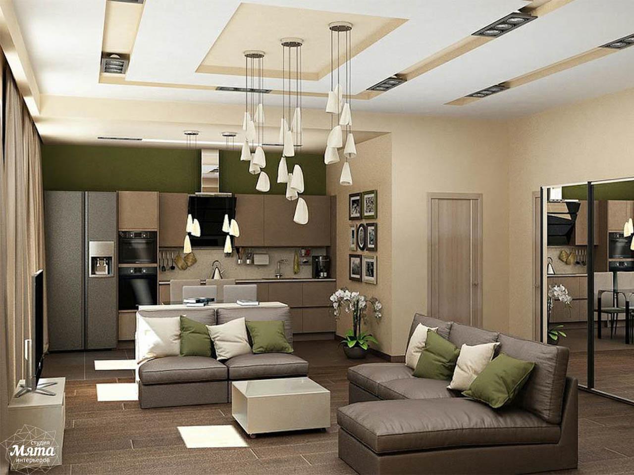 Дизайн интерьера трехкомнатной квартиры по ул. Грибоедова 26 img1452596718