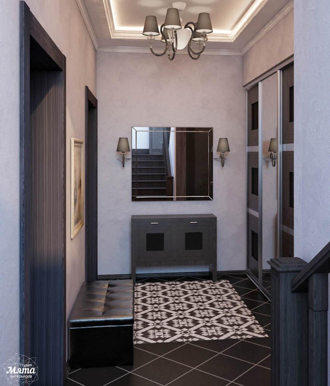 Дизайн интерьера коттеджа в п. Новый Исток img2110495055