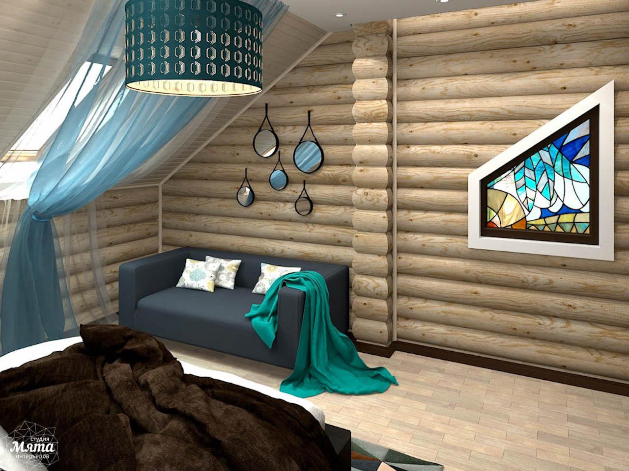 Дизайн интерьера коттеджа в п. В. Сысерть  img1308632440