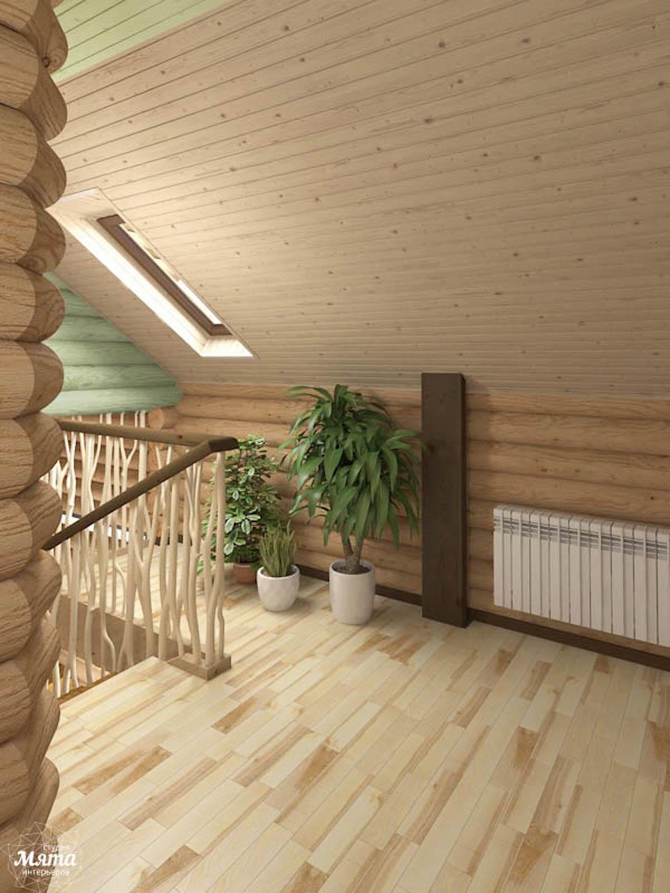 Дизайн интерьера коттеджа в п. В. Сысерть  img870133150