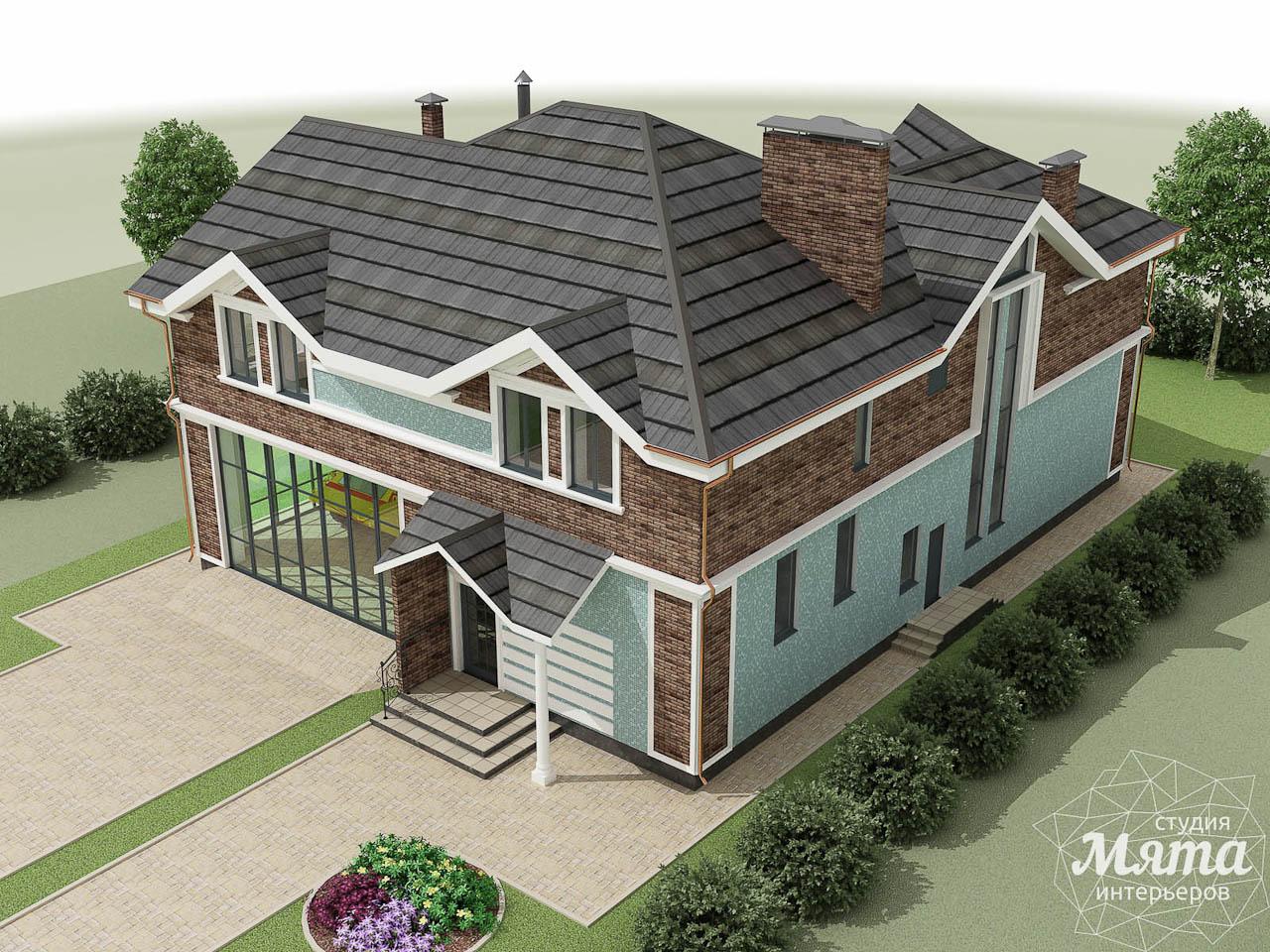 Дизайн фасада коттеджа в п. Палникс img1552050300