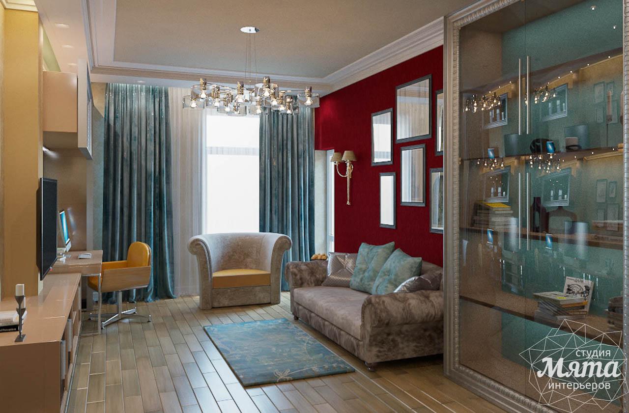 Дизайн интерьера и ремонт трехкомнатной квартиры в Карасьозерском 2 img964740000