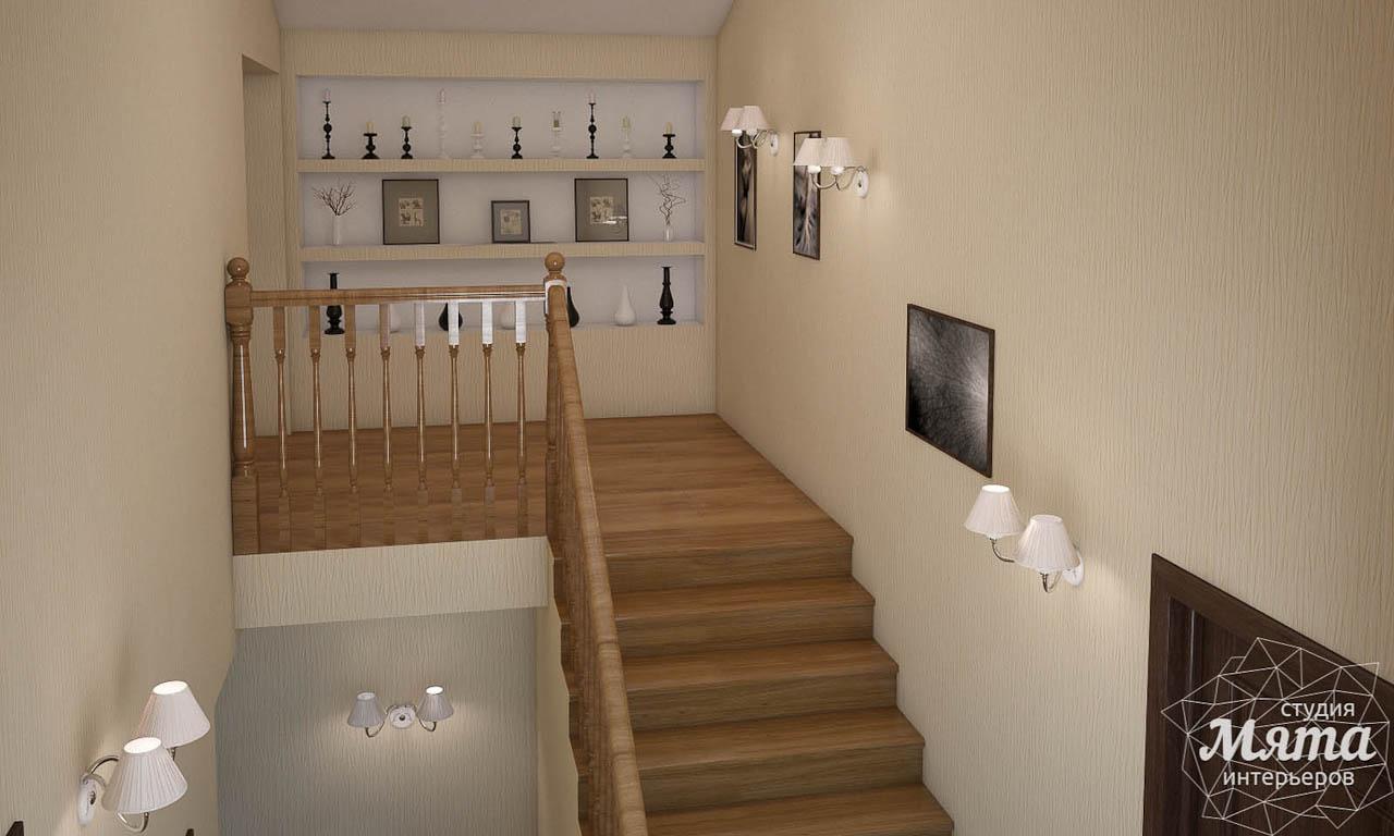 Дизайн интерьера коттеджа в современном стиле в п. Образцово  img1447013570
