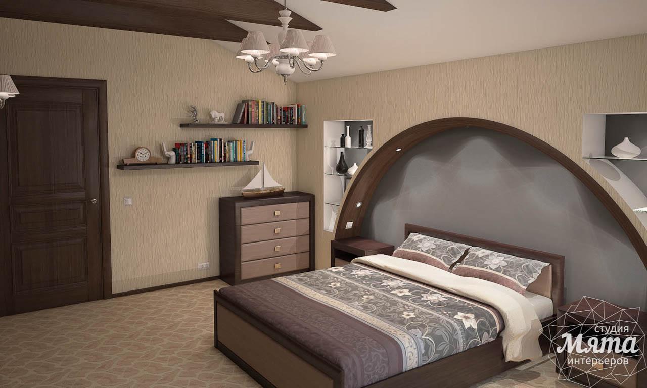 Дизайн интерьера коттеджа в современном стиле в п. Образцово  img1233834489