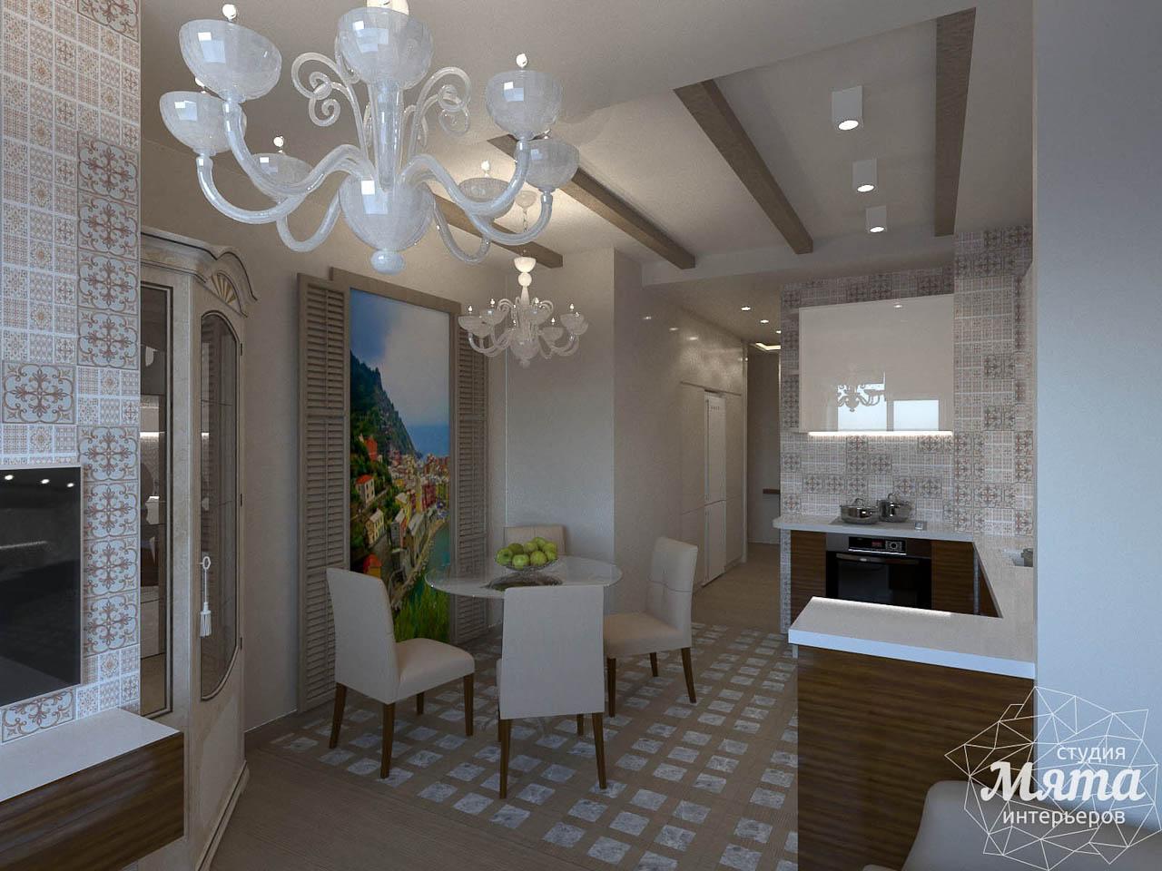 Дизайн интерьера трехкомнатной квартиры по ул. Мельникова 27 img822361370