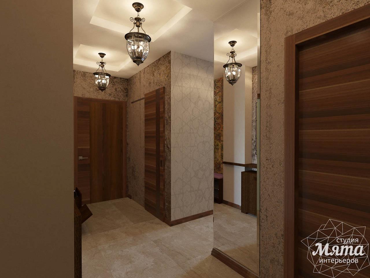 Дизайн интерьера трехкомнатной квартиры по ул. Мельникова 27 img1767110226